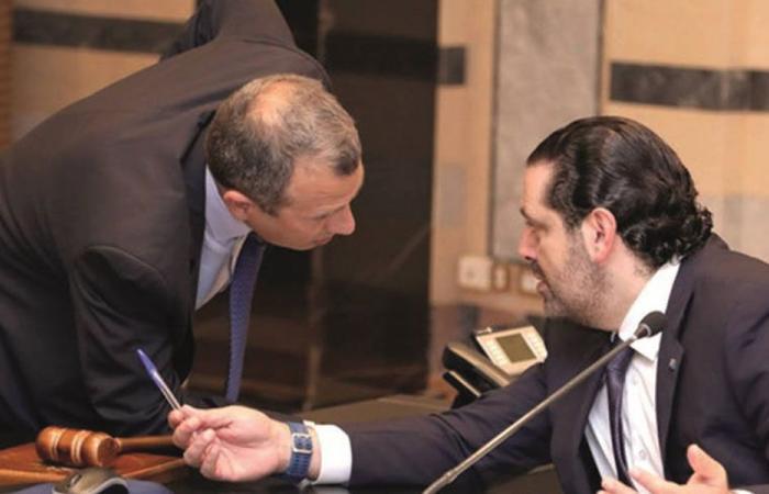 الخلاف بين باسيل والحريري مهدد بالانفجار