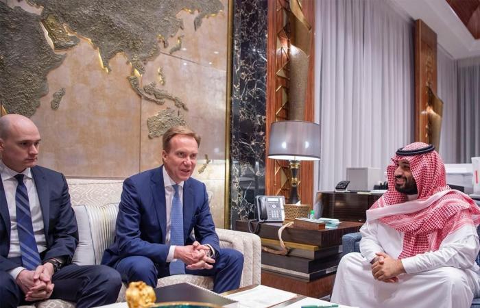 الخليح | محمد بن سلمان يلتقي رئيس دافوس.. المنتدى يتطلع للسعودية