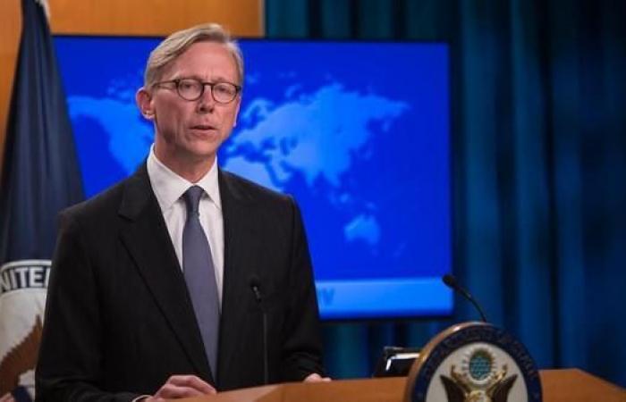 إيران | هوك: على حكام إيران أن يفكروا بمصالح شعبهم