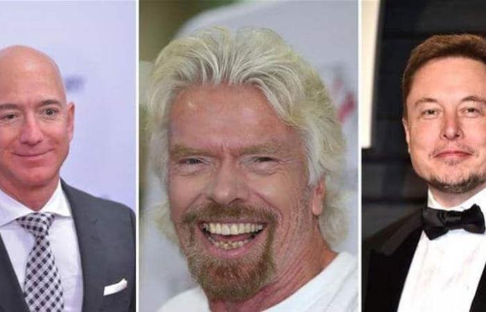 أول 'تريليونير' في العالم.. 3 رجال فقط بالسباق التاريخي