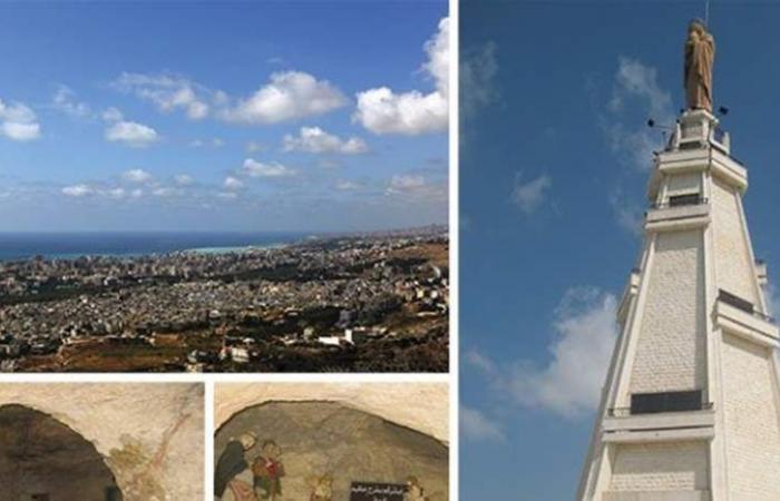 السيدة العذراء زارتها.. أسرار بلدة لبنانية تخطف السياحة العالمية!