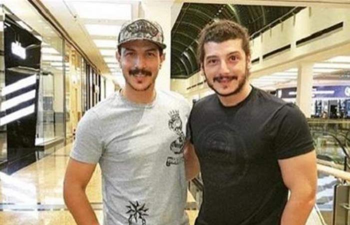 باسل خيّاط يحتفل بزفاف شقيقه! (صور)