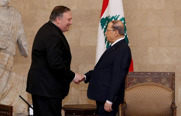 بومبيو يعطي بيروت الفرصة الأخيرة للابتعاد عن طهران!