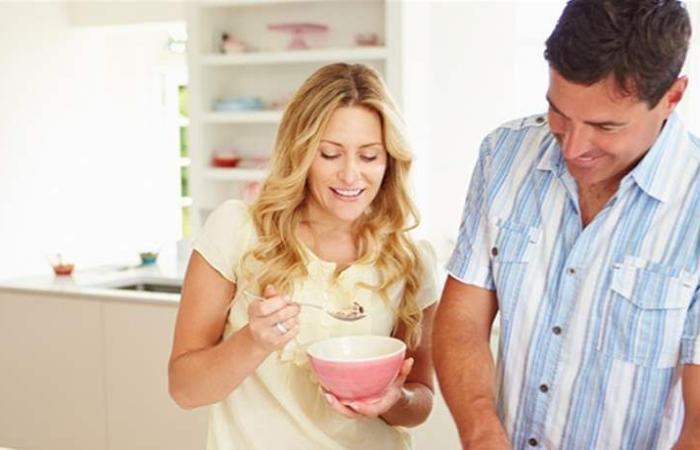 ساعدي زوجك في التخلّص من وزنه الزائد فوراً