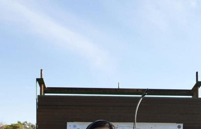 الخليح | شابة سعودية تحقق بطولة رمي السهام وتطمح للعالمية