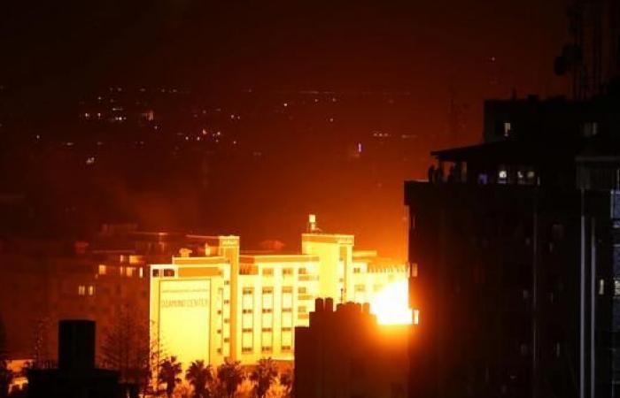 مصر | حماس: نجاح جهود مصر للتهدئة في غزة