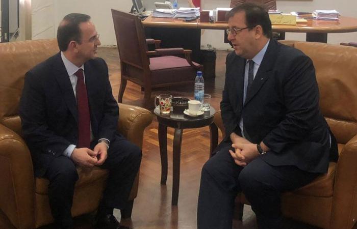 كيدانيان لفوشيه: لتحفيز الرعايا الفرنسيين للمجيء الى لبنان