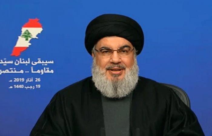 نصرالله: بومبيو يريد أن يخوض اللبنانيون في دماء بعضهم البعض!