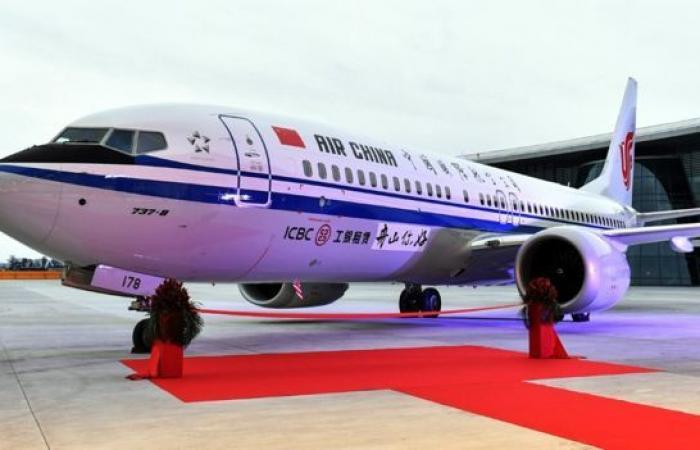 بوينغ أجرت رحلات تجريبية على طائرة 737 ماكس المعدلة