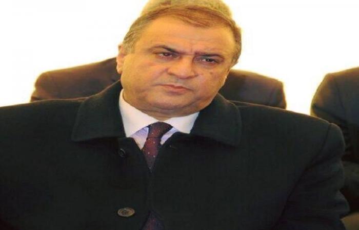 سليمان عزى سفير العراق بضحايا غرق العبارة