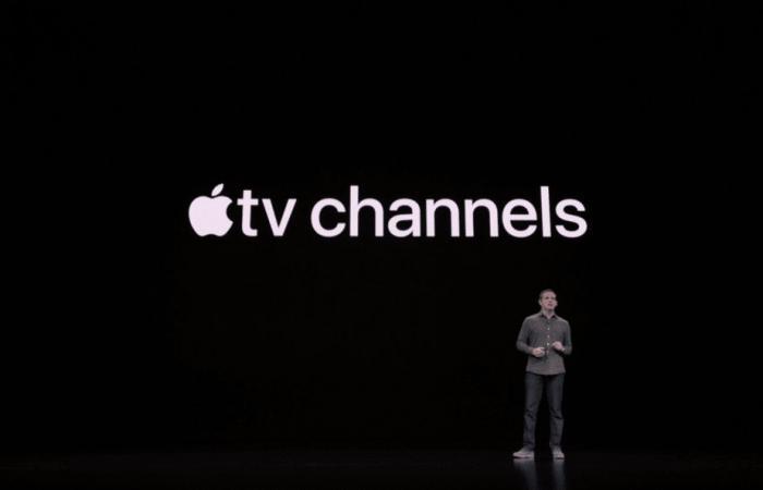 آبل تعلن عن خدمة الفيديو الجديدة Apple TV+ وقنوات Apple TV