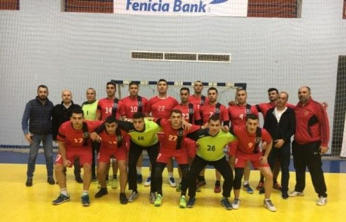 فوز الجيش على الجمهور في بطولة كرة اليد