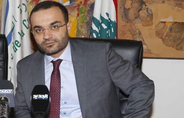 """وزير من """"أمل"""" في الرياض"""