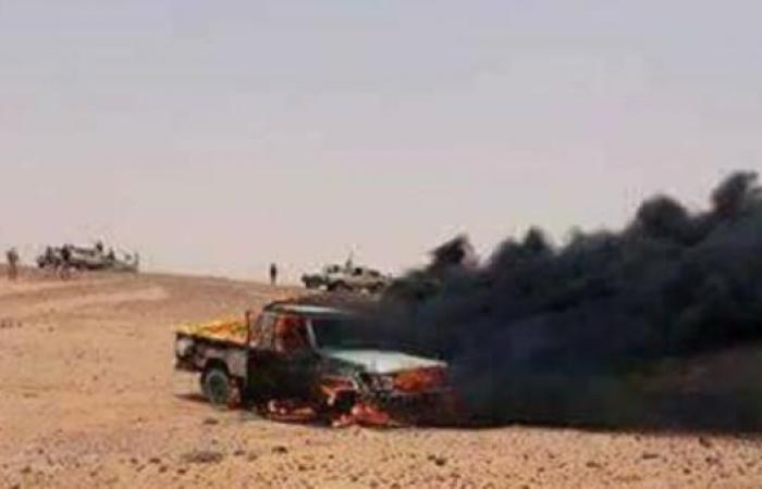 تشكيل قوة مشتركة لضمان أمن حدود تشاد مع ليبيا
