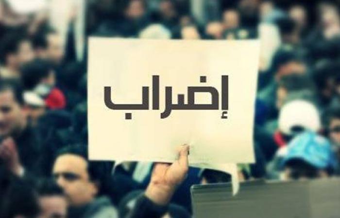 إضراب المعلمين عم ثانويات النبطية ومنطقتها