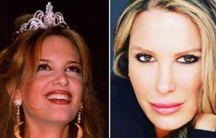 تجاوزت الـ 45 وتزوجت سراً لـ 3 أشهر.. هكذا أصبحت ملكة جمال لبنان 1995!
