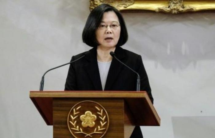"""تايوان تندد بتوغل """"استفزازي"""" لمقاتلتين صينيتين"""