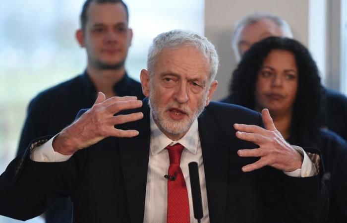 كوربين على عتبات رئاسة الحكومة البريطانية