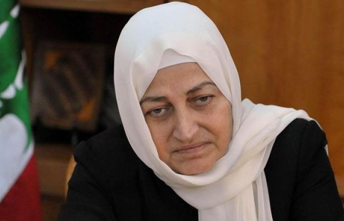 الحريري تابعت قضية انهيار حائط الدعم في حارة صيدا