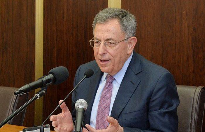 السنيورة: الأمة العربية قد تكون على أبواب مرحلة جديدة