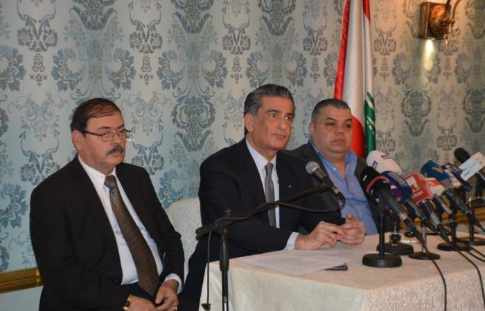 الاحدب يعلن ترشحه للانتخابات الفرعية في طرابلس