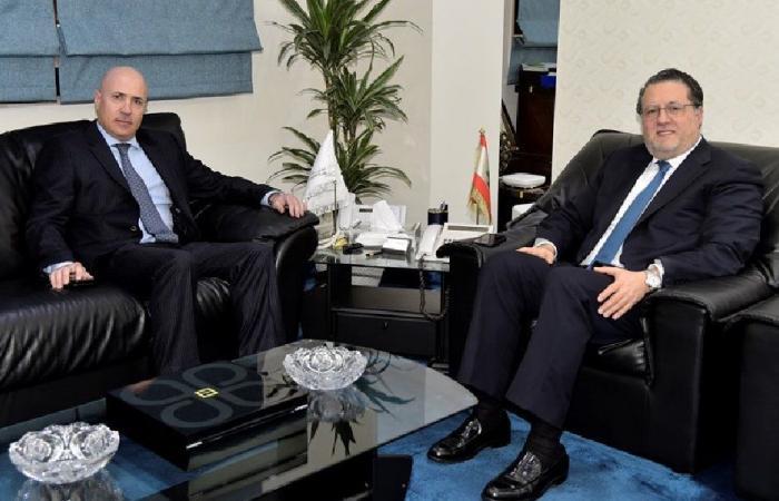 شقير: لبنان منفتح على التعاون مع الدول الصديقة