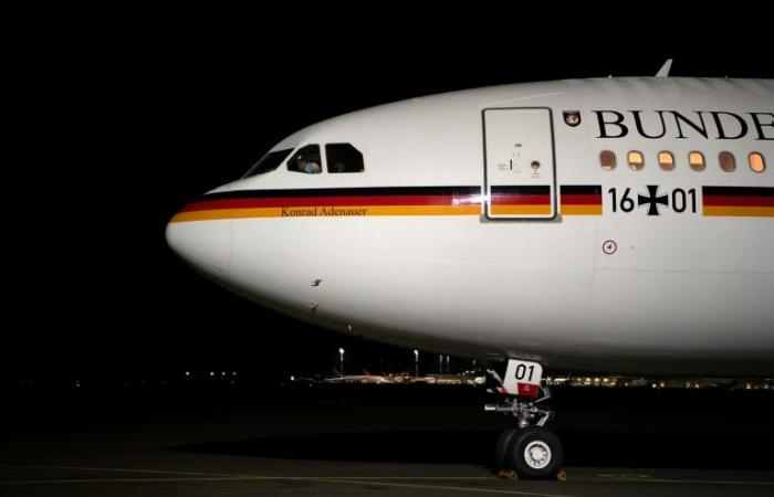 عطل جديد يطرأ على طائرة كانت تقل وزير الخارجية الألماني الى نيويورك