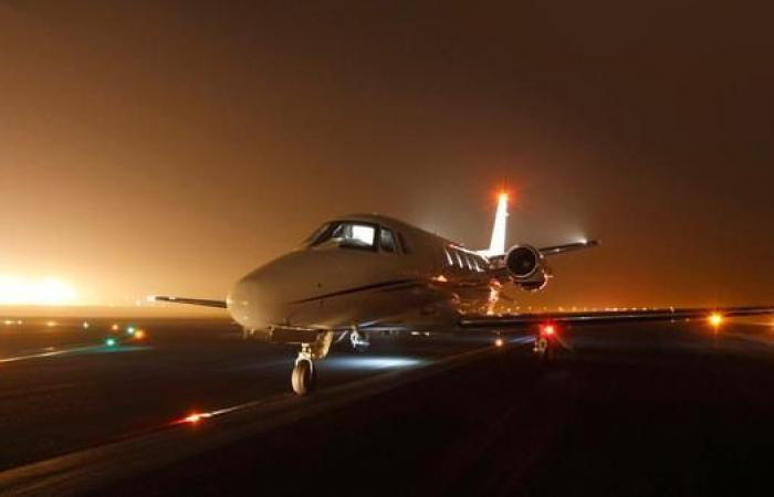 الطائرات الخاصة ممنوعة في سماء الجزائر لمدة شهر