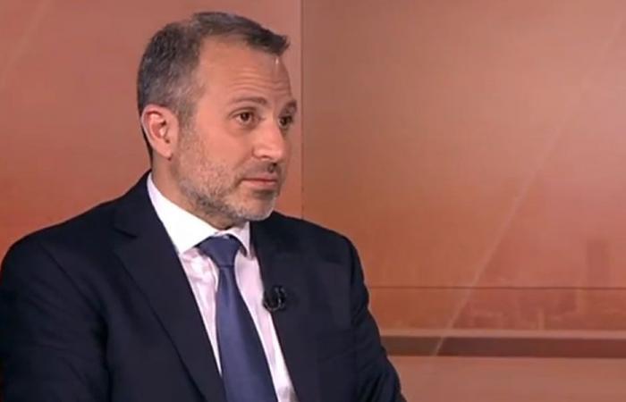 باسيل: علاقتنا مباشرة مع سوريا ولسنا بحاجة لوساطة