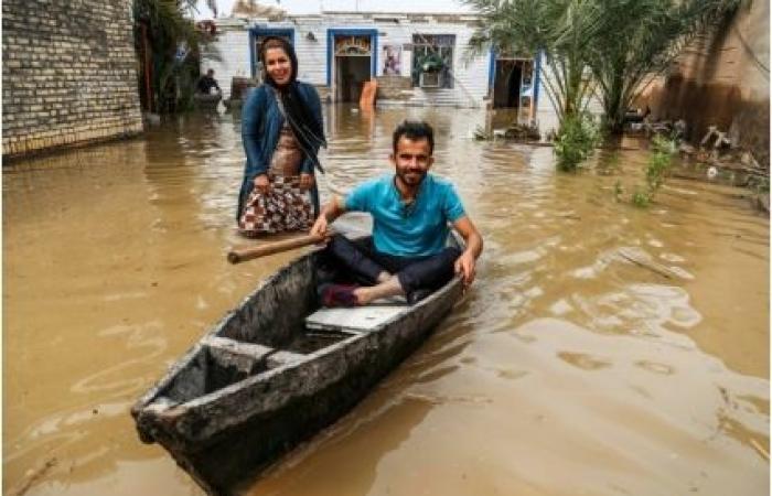 إيران تضاعف الاستعدادات مع توقع وصول الفيضانات للمنطقة النفطية