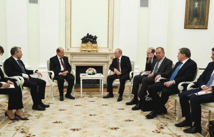 """هكذا ردّ الروس على هواجس عون """"سياسياً"""" و""""روحياً""""؟!"""