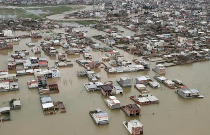 إيران   بومبيو: سوء إدارة طهران وراء أضرار السيول المدمرة