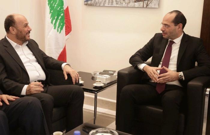 مراد: سنكون صوت الفلسطينيين في الحكومة