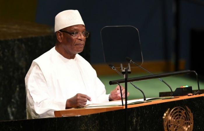 طرح مشروع جديد لتعديل الدستور في مالي