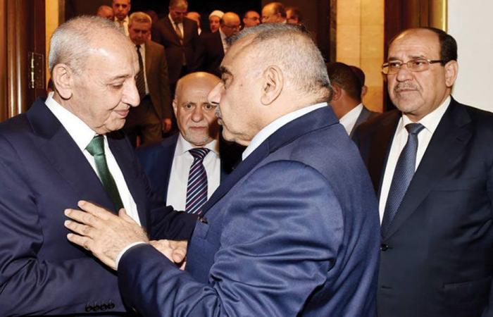 برِي يلتقي السيستاني وعبد المهدي: مصالحة إيران والسعودية ومواجهة إسرائيل