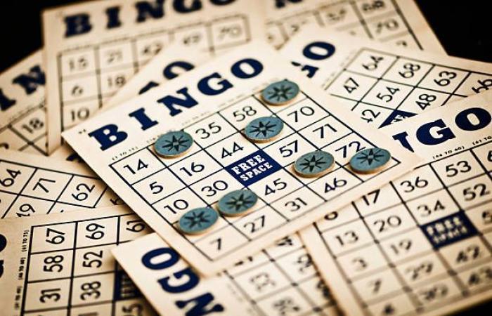 لعبة بينجو Bingo