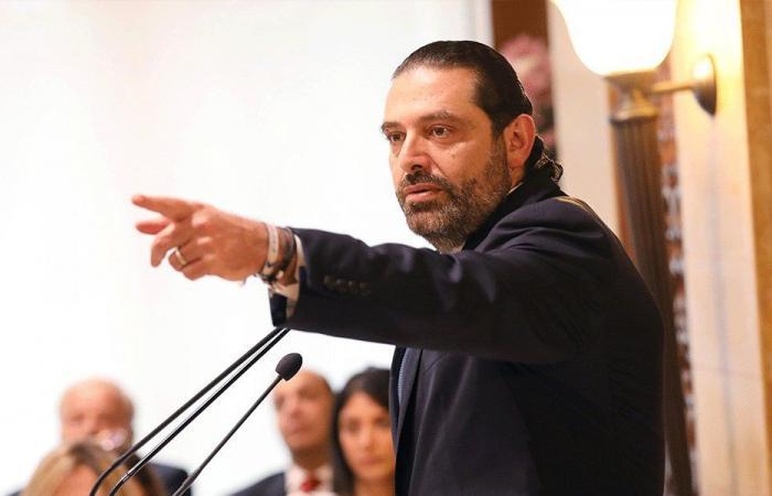 الحريري مصرّ على وضع لبنان على السكة الصحيحة