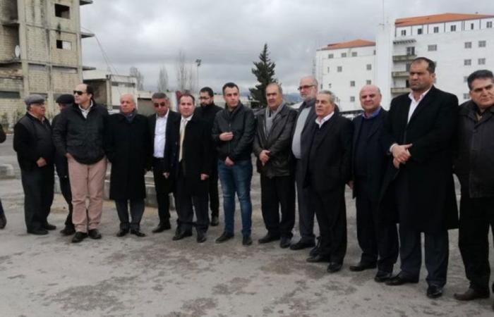 اعتصام لرؤساء بلديات البقاع الأوسط.. وهذه هي مطالبهم
