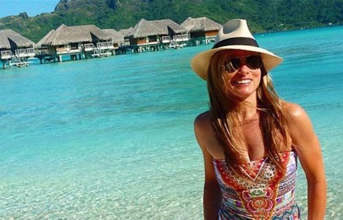 عمرها 46 عاماً وتبدو في العشرين.. هذا سرها! (صور)