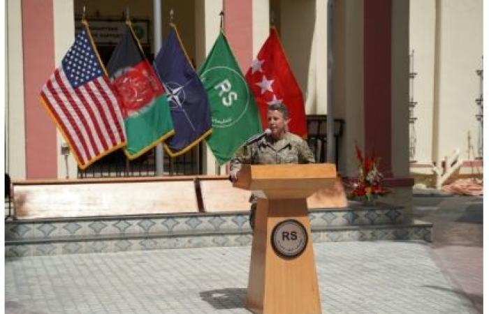 الحلف الأطلسي يحيي في افغانستان ذكرى تأسيسه