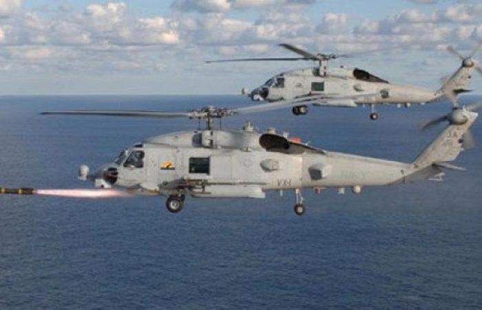 واشنطن توافق على بيع الهند 24 هليكوبتر مضادة للغواصات