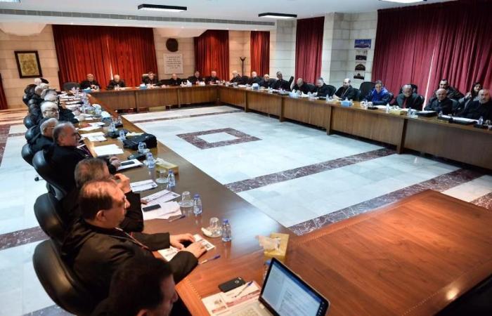 المطارنة الموارنة: لاجماع سياسي داخلي ودولي لعودة النازحين