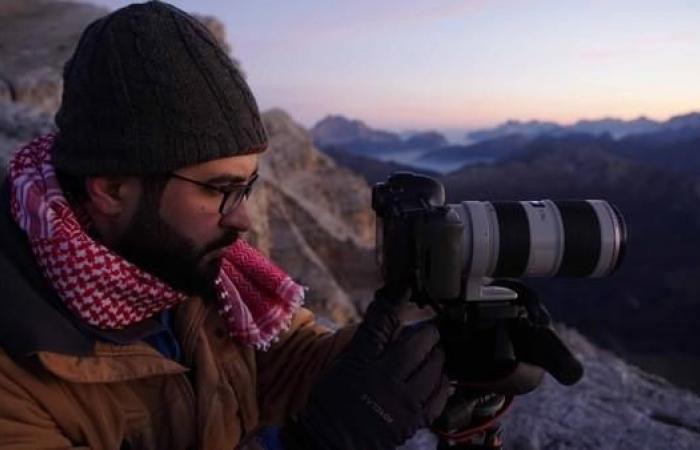 قصة طاقم فيلم سعودي علقوا داخل كهف في إيطاليا