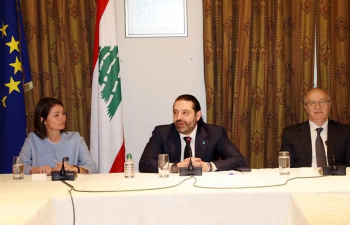 الحريري: الحكومة ملتزمة بتطبيق الإصلاحات في وقت قريب جدا