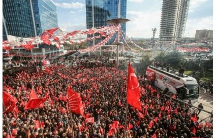 إعادة فرز الأصوات في ثماني دوائر باسطنبول