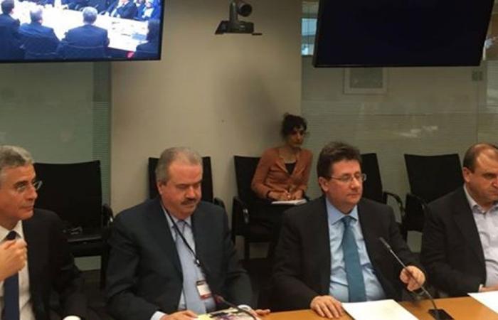 وفدٌ برلماني الى نيويورك لحضور اجتماعات البنك الدولي