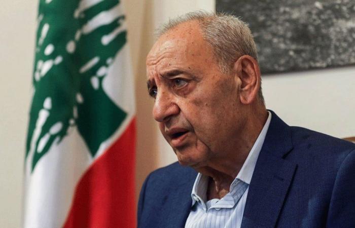 بري بحث مع الرئيس العراقي العلاقات الثنائية