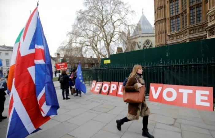 البرلمان الأوروبي يوافق على إعفاء البريطانيين من تأشيرات الدخول بعد بريكست