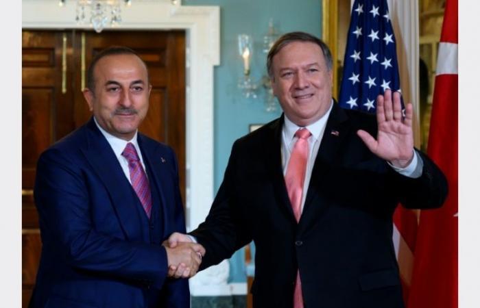 أنقرة تتهم واشنطن بتحريف مضمون لقاء بين وزيري خارجية البلدين