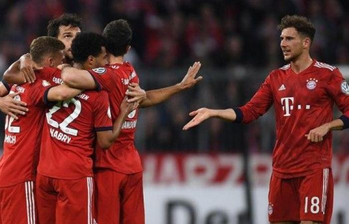 بايرن وفيردر بريمن إلى نصف نهائي كأس ألمانيا